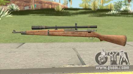 M1903A2 Sniper Rifle for GTA San Andreas