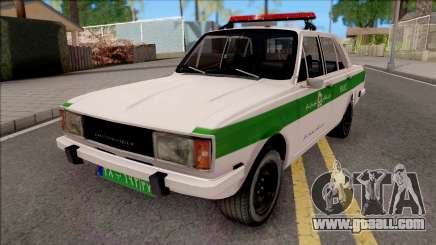 Ikco Paykan Police for GTA San Andreas