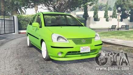 Suzuki Liana GLX 2002 for GTA 5