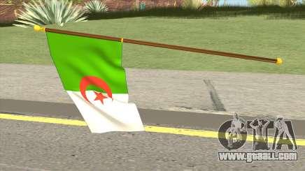 Algerian Flag for GTA San Andreas