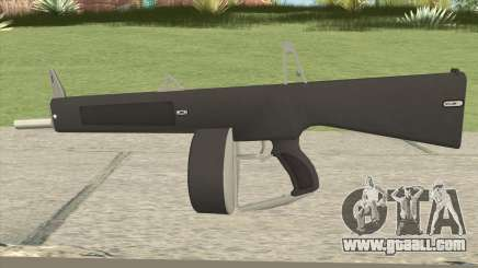 Automatic Shotgun (AA-12) GTA IV EFLC for GTA San Andreas