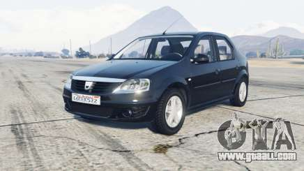Dacia Logan 1.6 2008 for GTA 5
