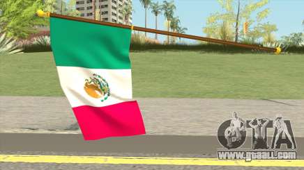 Mexico Flag for GTA San Andreas
