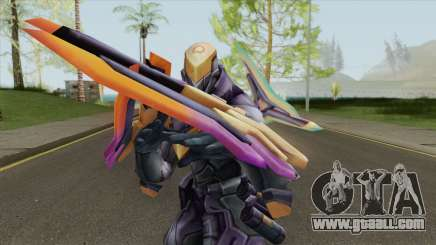 Project Zed : Chroma for GTA San Andreas
