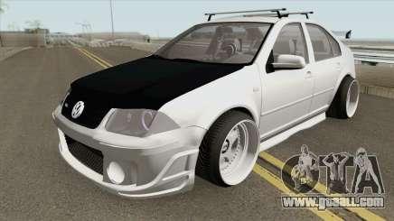 Volkswagen Jetta Tuned for GTA San Andreas
