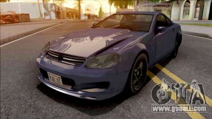 GTA IV Benefactor Feltzer SA Style for GTA San Andreas