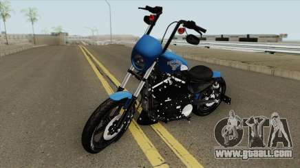 Harley-Davidson XL883N Sportster Iron 883 V1 for GTA San Andreas