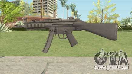 MP5 HR (Medal Of Honor 2010) for GTA San Andreas