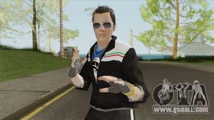 Italian Gang Skin V3 for GTA San Andreas