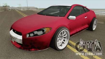 Maibatsu Penumbra GTA V (SA Style) for GTA San Andreas