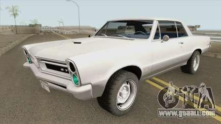 Pontiac GTO 65 IVF for GTA San Andreas