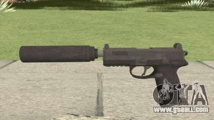 FNP-45 Silenced for GTA San Andreas