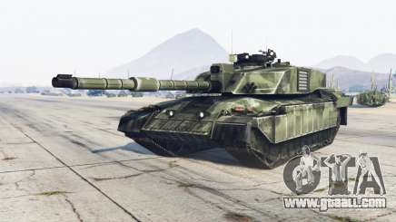 FV4034 Challenger 2 for GTA 5