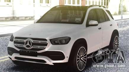 Mercedes-Benz GLE 300 d 4MATIC Sport for GTA San Andreas