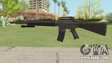 M16A2 HQ (L4D2) for GTA San Andreas