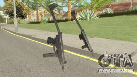 PP-91 Klin PDW for GTA San Andreas