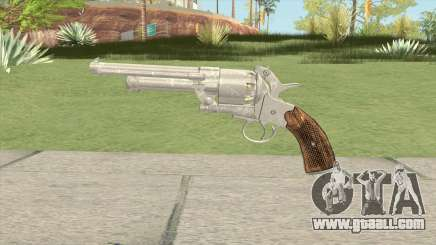 LeMat Revolver for GTA San Andreas