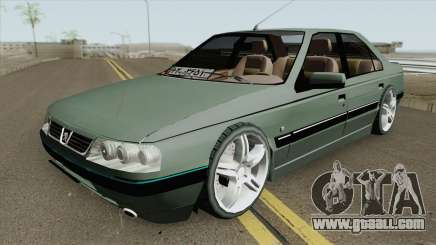 Peugeot 405 SLX Sport for GTA San Andreas