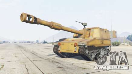 M109A6 Paladin for GTA 5