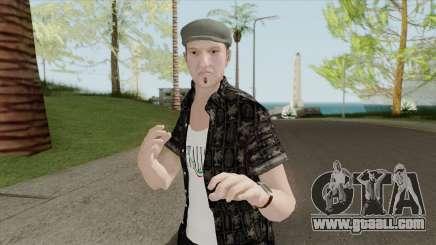 Italian Gang Skin V2 for GTA San Andreas