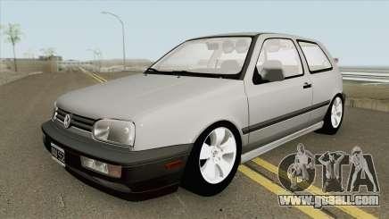 Volkswagen Golf MK3 MQ for GTA San Andreas