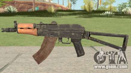AKS-74U (Medal Of Honor 2010) for GTA San Andreas