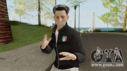 Italian Gang Skin V1 for GTA San Andreas