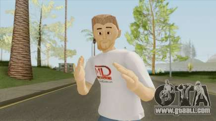 MDickie GAME Random Skin 2 for GTA San Andreas