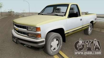 Chevrolet Silverado 1500 (1998) for GTA San Andreas