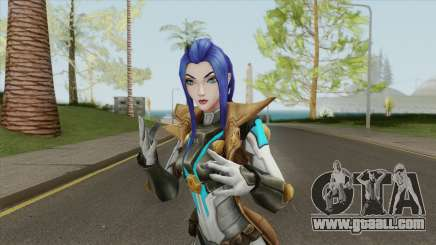 Pulsefire Caitlyn for GTA San Andreas