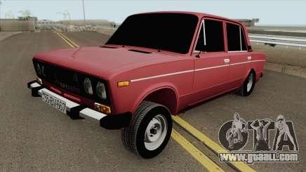 VAZ 2106 (AzeLow Style) for GTA San Andreas