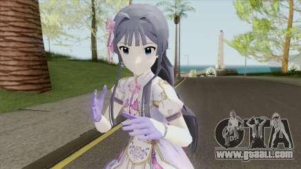 Shizuka Mogami FES SSR Nymph (iDOLMaSTER) for GTA San Andreas