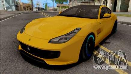 Ferrari GTC4Lusso v2 for GTA San Andreas