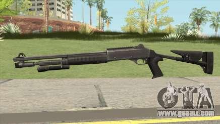 Auto Shotgun HQ (L4D2) for GTA San Andreas