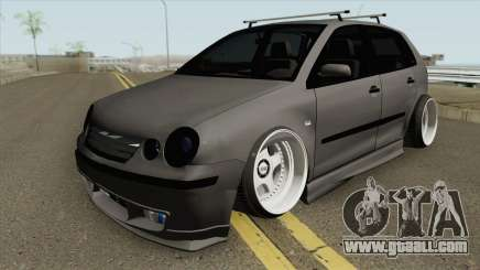 Volkswagen Polo Tuned for GTA San Andreas