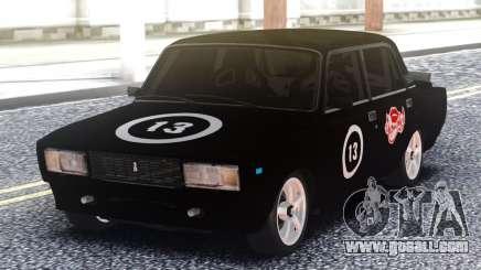 VAZ 2105 devil for GTA San Andreas