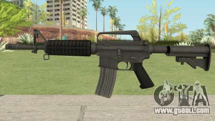 Colt M733 Miami P.D. Model for GTA San Andreas