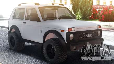 Lada Niva Bronto for GTA San Andreas