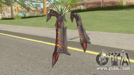 High Noon Lucian Weapon for GTA San Andreas