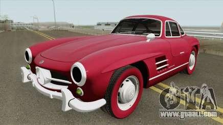 Mercedes-Benz SL 300 for GTA San Andreas