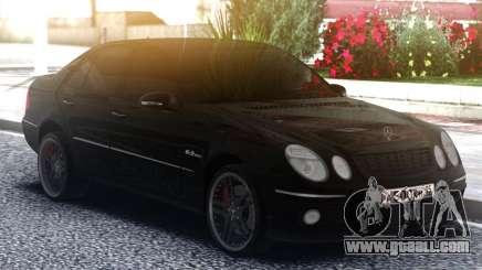 Mercedes-Benz E63 W211 for GTA San Andreas