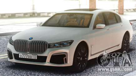 2020 BMW 7 Series M760Li  XDrive Long FULL REVI for GTA San Andreas