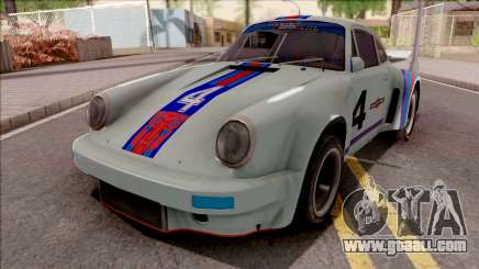 Porsche 911 Carrera RSR Transformers G1 Jazz for GTA San Andreas