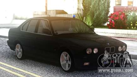 BMW 525I Specs for GTA San Andreas