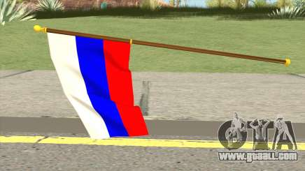 Russian Flag for GTA San Andreas