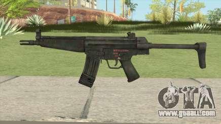 Battlefield 3 G53 for GTA San Andreas