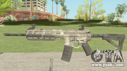 JTF P416 (Tom Clancy The Division) for GTA San Andreas