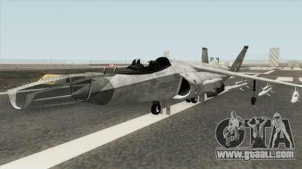 Mammoth Hydra V4 GTA V for GTA San Andreas