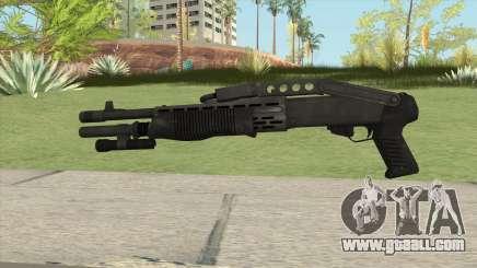 SPAS-12 HQ (L4D2) for GTA San Andreas
