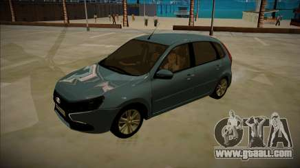 Lada Granta Hatchback 2019 for GTA San Andreas